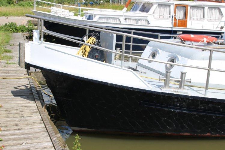 Ex Patrouilleboot/ Sleepboot foto: 1