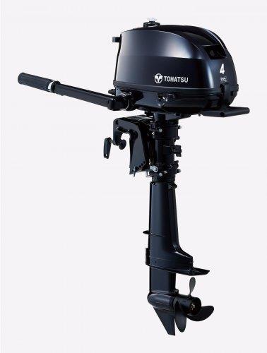 TOHATSU MFS 4 pk KORTSTAART nieuw model 2020 !! foto: 0