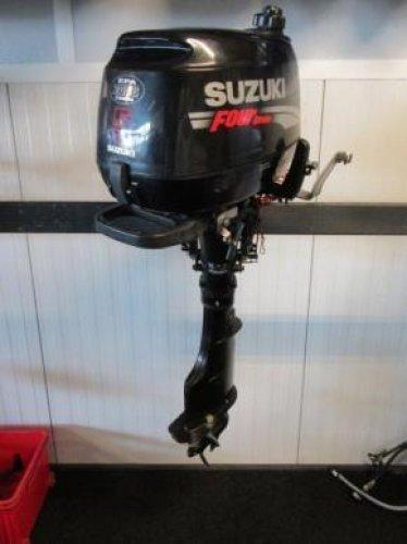 Suzuki 5PK in nette staat foto: 0