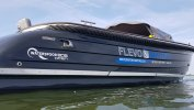 Waterspoor 808 Tender | 190 Pk Vetus | vol luxe opties DEMO FlevoNautica foto: 3