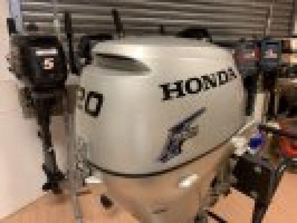 Honda BF20 SHU 20 pk kortstaart 4 takt foto: 0