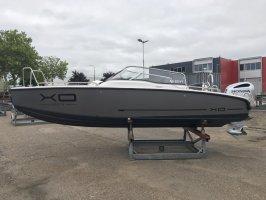 XO Boats 240 Open