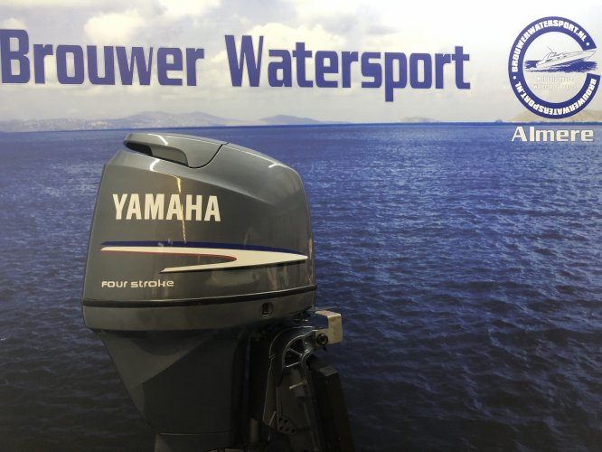 Yamaha 80 pk F80 foto: 0