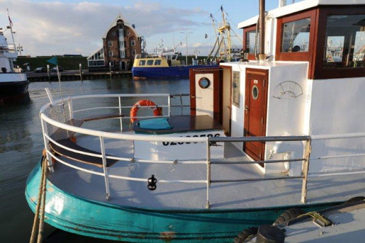 Passagiersschip SI 80 pers Luxe Motor foto: 1