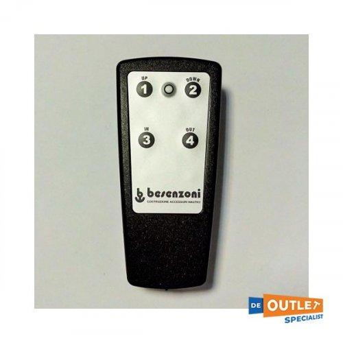 Besenzoni ITSF3 4-kanaals remote controller - 7CS99004 foto: 0