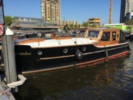 Bakdekkruiser Bakdekker deck deck saloon cruiser trunk deck