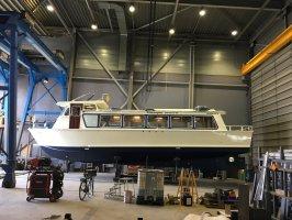 motorjacht salonboot met certificaat 40 passagiers
