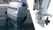 Honda BF 100 LRTU foto: 1