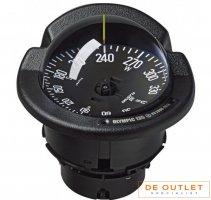 Plastimo Olympic 135 eingebauter Kompass schwarz