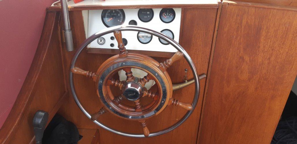 Zelfbouw Kajuitboot foto: 1