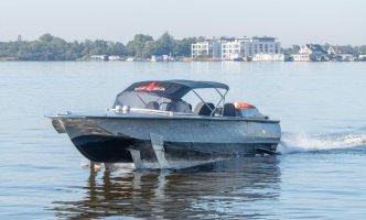 Wolga Tragflügelboot 70