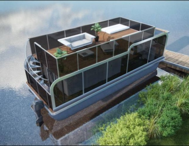 Houseboat Holiday Boat 39 foto: 0