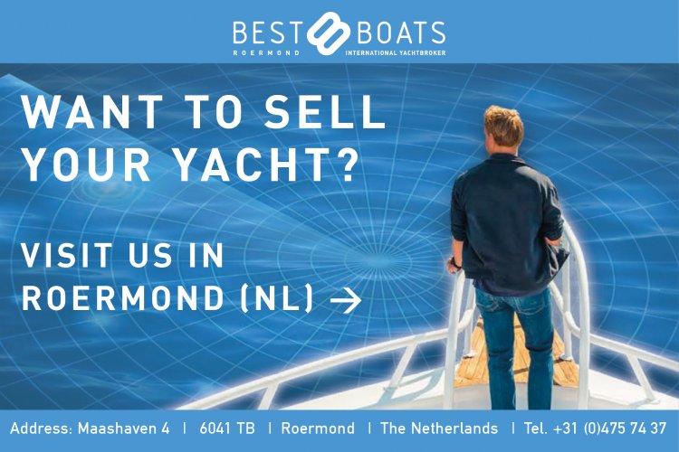 Uw Jacht Verkopen Via Best Boats International Yachtbroker foto: 0
