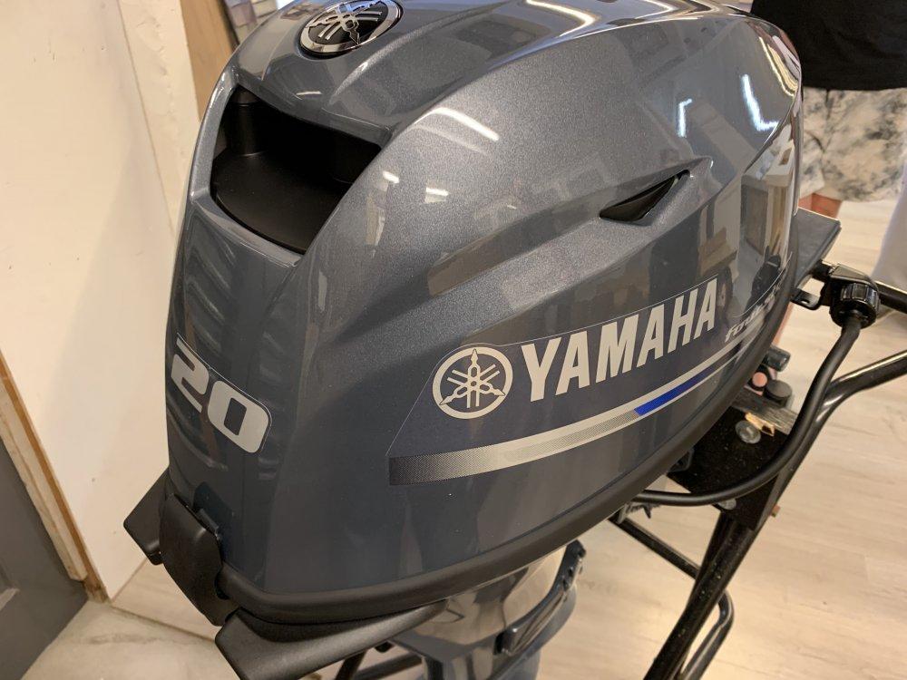 Yamaha ACTIE 20pk 15pk  F20BMHS foto: 1