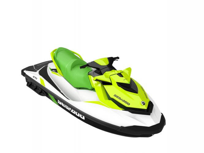 Sea-doo Recreatie GTI foto: 0