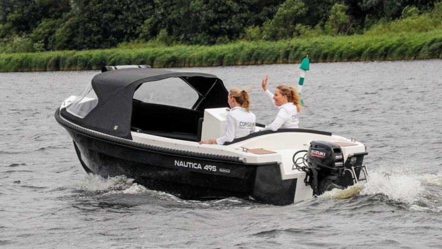 Nautica 495 grachtenboot foto: 0