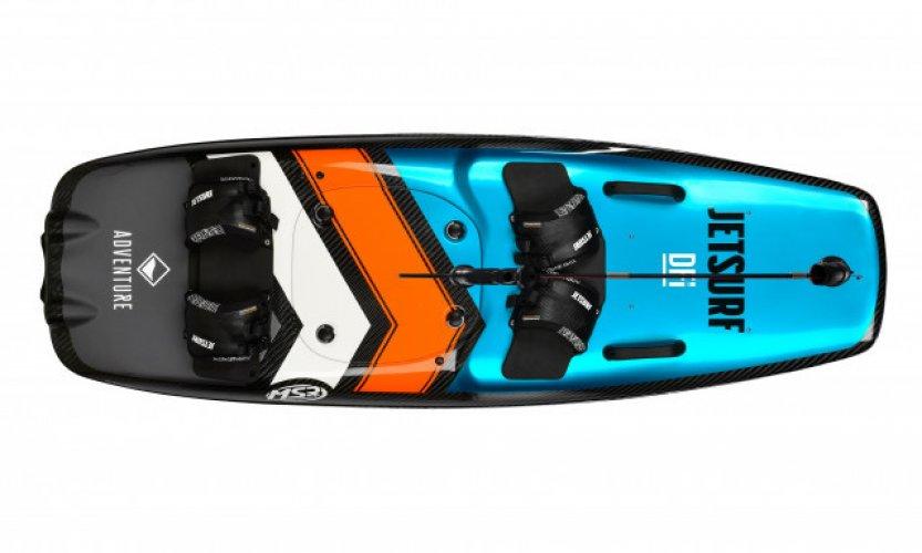 JetSurf Motorised Surfboard Adventure DFI foto: 1
