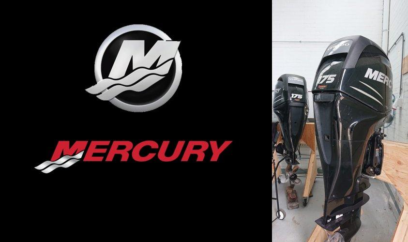 Mercury Verado 175 twin foto: 1