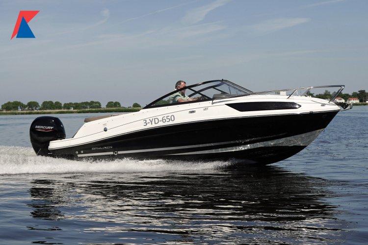 Bayliner VR5 Cuddy Outboard foto: 0