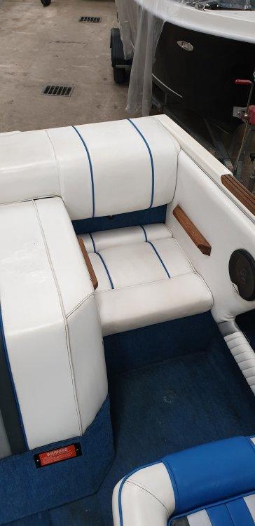 sea ray 200 cuddy cabin resent volledig gereviseerde motor  foto: 17