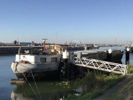 Navire cargo De Jong et Smit Motor