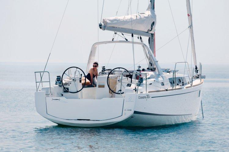 Beneteau Oceanis 35.1 foto: 1