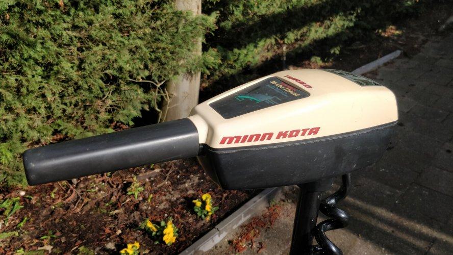 Minn Kota Turbo 665mx foto: 0