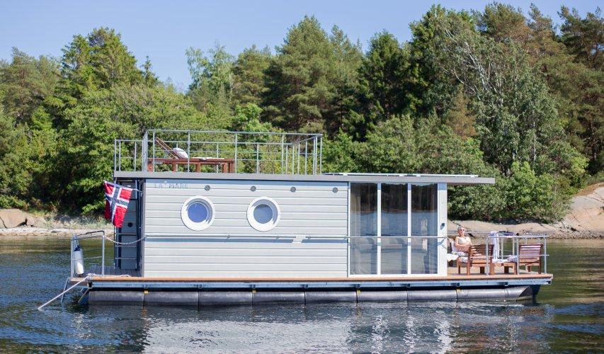 La Mare Houseboats Apartboat L Long foto: 1