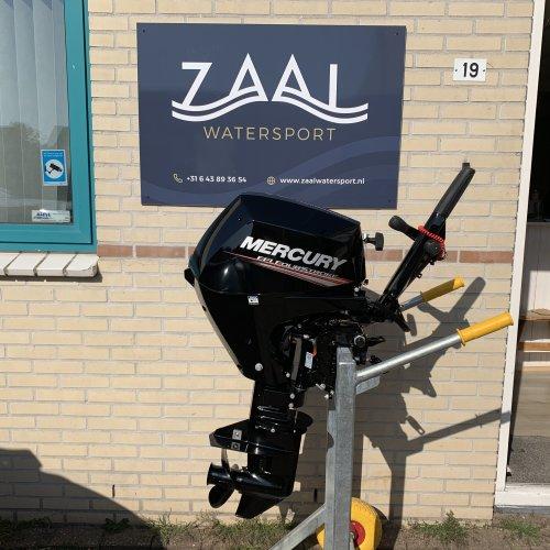 Mercury F20MH 20PK Injectie 4takt buitenboordmotor actie foto: 1