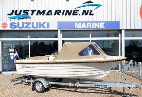 Nieuwe Vennewater 498 sloep Super snel leverbaar!