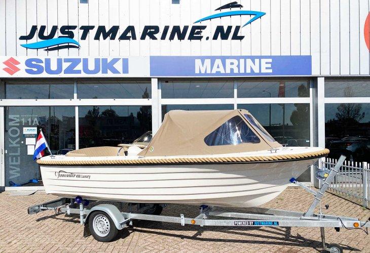 Nieuwe Vennewater 498 sloep Super snel leverbaar! foto: 0
