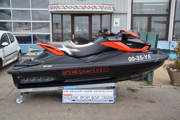 SeaDoo RXT RS AS 260 foto: 1