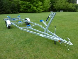 Various Boat Trailers, New Marlin Boat Trailer