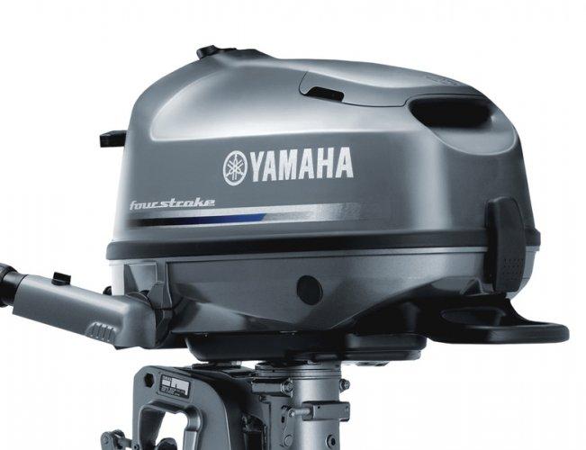 Yamaha 6pk 4takt kortstaart foto: 0