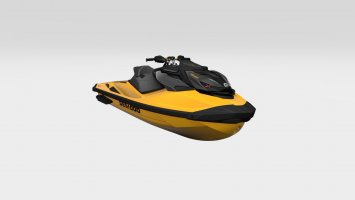 Sea-doo RXP-X RS 300 Millenium-Yellow
