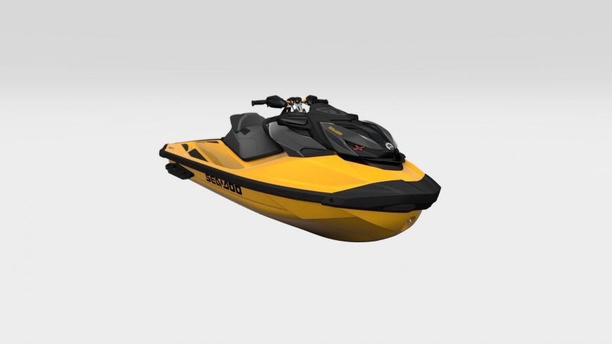 Sea-doo RXP-X RS 300 Millenium-Yellow foto: 0