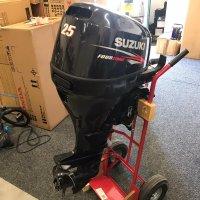 Suzuki DF25 Kortstraat knuppel 4takt buitenboordmotor