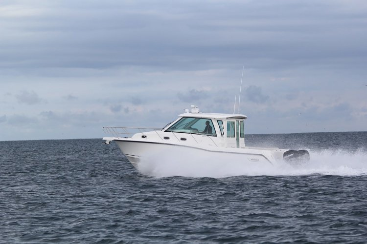 Boston Whaler 345 CONQUEST PILOTHOUSE foto: 1