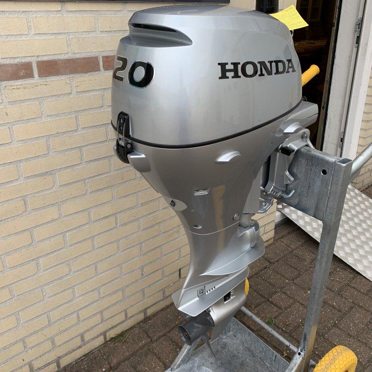 Honda Nieuwe 20pk Actieprijs 15 pk 20 pk  foto: 0