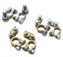 Set accupoolklemmen voor kabel 16 - 35mm2