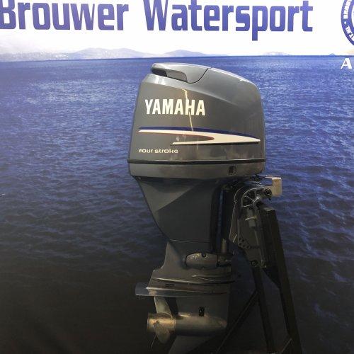Yamaha 80 pk F80 foto: 1