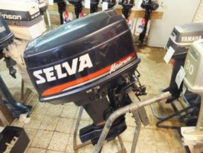 Selva 25pk 2takt kortstaart  foto: 0