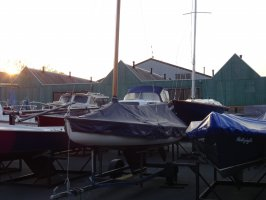 16M2 open zeilboot