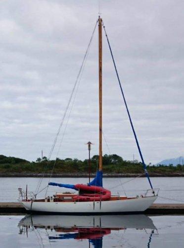 Naiad Zeilboot foto: 1