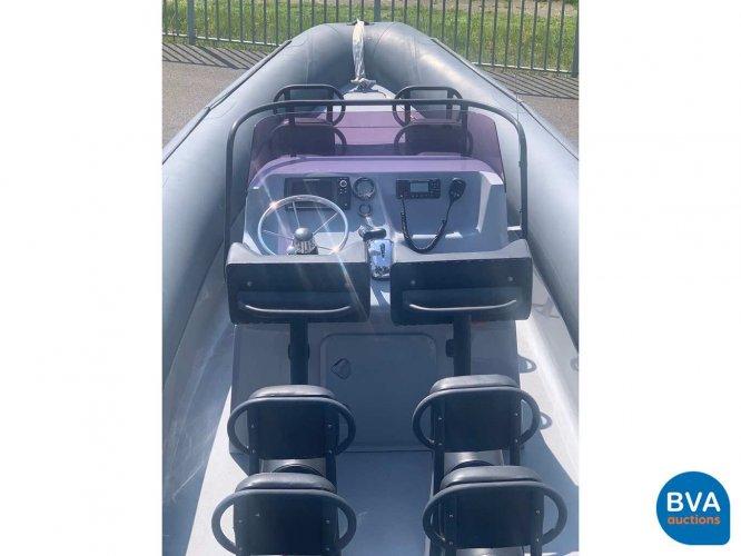 Gemini Rigid Inflatable Boat Ribboot Gemini South Africa foto: 1