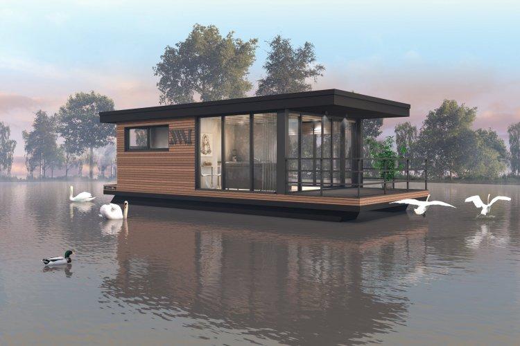 TMBoats - Houseboat TMB36eco foto: 0