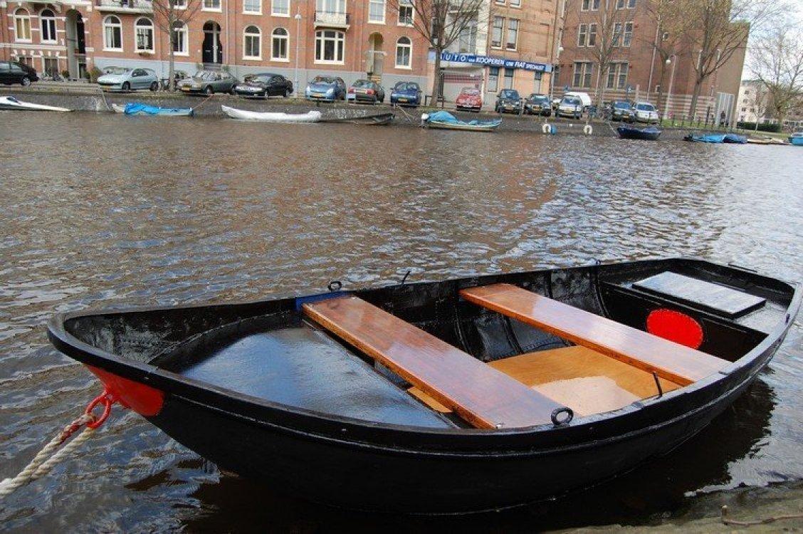 Grachtenboot  foto: 5