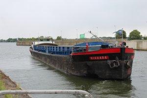 Vrachtschip Dortmunder
