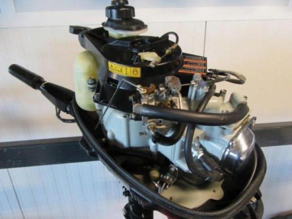 Suzuki 5PK in nette staat foto: 4