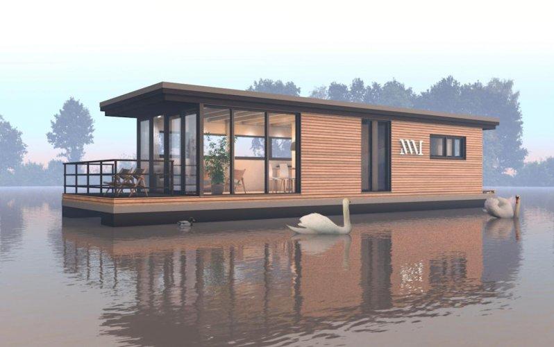 TMBoats - Houseboat TMB49eco foto: 0
